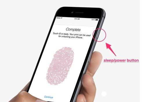 תיקון כפתור הפעלה לאייפון 7