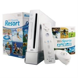 NINTENDO WII RESORT
